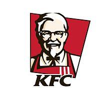 KFC Logo Photographic Print