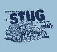 Show me your STUG! Kids Tee