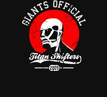 Giants Official Unisex T-Shirt
