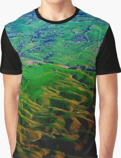 South Australian Hills  Graphic T-Shirt