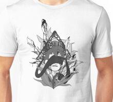 Uitzilcapac - Greyscale Unisex T-Shirt