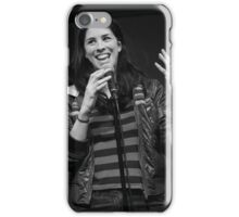Sarah Silverman iPhone Case/Skin