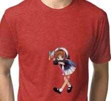 Cardcaptor Sakura Tri-blend T-Shirt