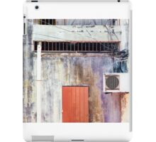 Old Cement Wall Panorama iPad Case/Skin