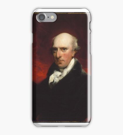 Sir Uvedale Price, Baronet , Sir Thomas Lawrence  iPhone Case/Skin