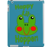 Happy Lil Hopper! Boy iPad Case/Skin