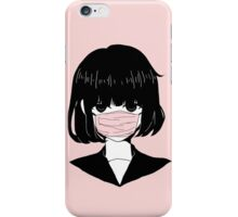 Delinquency  iPhone Case/Skin