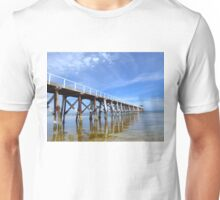 One of the jetties in Adelaide Unisex T-Shirt