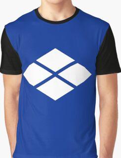 Samurai Champloo- Jin crest  Graphic T-Shirt