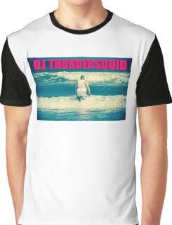 DJ THUNDERSQUID! Graphic T-Shirt