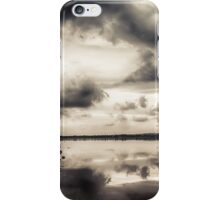 Full of Melancholy iPhone Case/Skin
