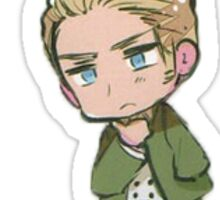 Chibi Hetalia: Germany Sticker