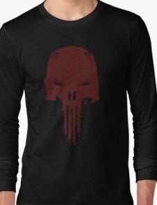 Daredevil / Punisher Long Sleeve T-Shirt