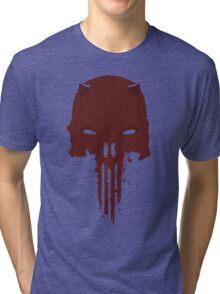 Daredevil / Punisher Tri-blend T-Shirt