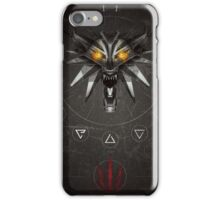 The White Wolf Arsenal iPhone Case/Skin