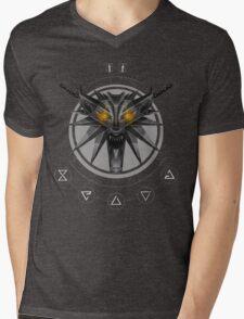 The White Wolf Arsenal Mens V-Neck T-Shirt