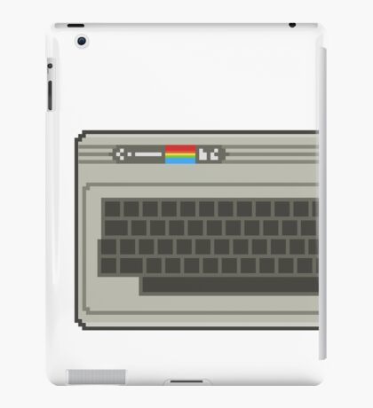 Commodore 64 Pixel Art iPad Case/Skin