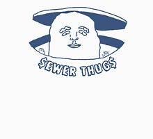 The Sewer Thug (Navy Blue) Unisex T-Shirt