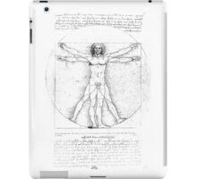 Da Vinci Vitruve iPad Case/Skin