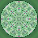 Ruby Ziolite Mandala 3 by haymelter