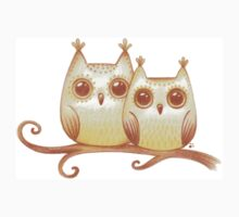 Sweet owls Kids Tee