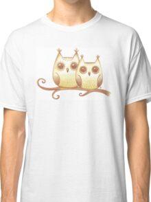 Sweet owls Classic T-Shirt