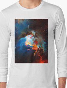 Abstract 52 Long Sleeve T-Shirt