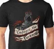 Embrace the Darkness Unisex T-Shirt