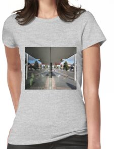 Reflection,Top Ryde,NSW,Australia 2014 Womens Fitted T-Shirt