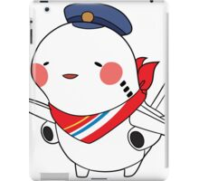 Zoom Zoom - Sora-yan iPad Case/Skin