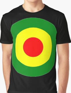 circles Graphic T-Shirt