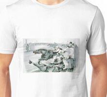 First under the wire - 1878 Unisex T-Shirt