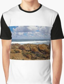 South West Coast of Western Australia Graphic T-Shirt