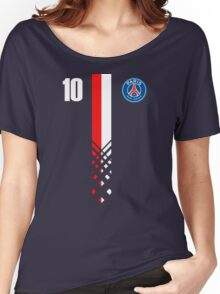 Paris Saint-Germain Design - Alternate Version Women's Relaxed Fit T-Shirt