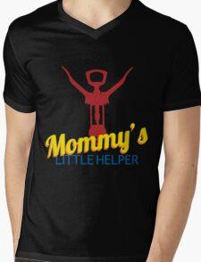 Mommy's Little Helper Mens V-Neck T-Shirt