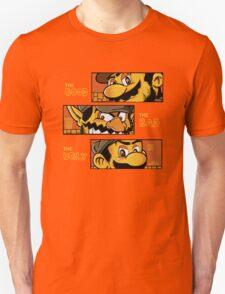 SUPER ARCADE WESTERN Unisex T-Shirt