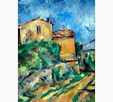 1895 - Paul Cezanne - Maison Maria with a View of Château Noir Unisex T-Shirt
