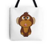 Dumb - Mad Monkey Tote Bag