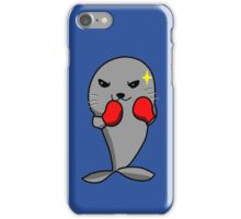 Boxing Seal iPhone Case/Skin