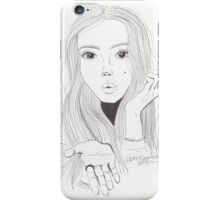 I Shall Blow You a Kiss!!! iPhone Case/Skin