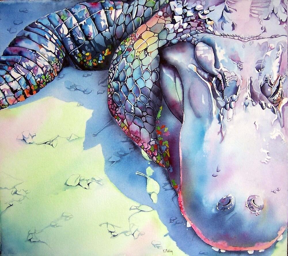 Alligator 4 by Katmosphere
