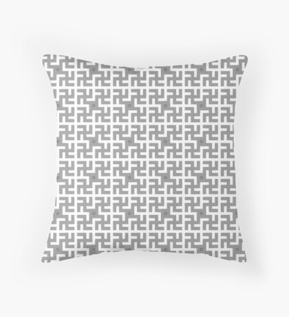Sayagata 8 Version 1 Throw Pillow