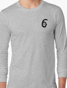 Views from The 6 Long Sleeve T-Shirt