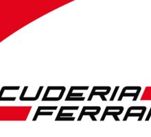 logo Scuderia Ferrari team formula one Sticker
