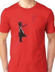Banksy - Girl with Balloon T-Shirt