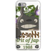 Totoro Spirit of Japan!  iPhone Case/Skin