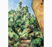 1895 - Paul Cezanne - The Red Rock Unisex T-Shirt