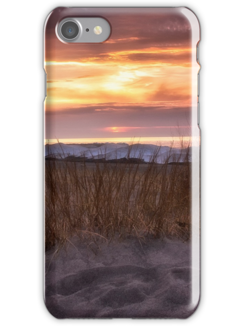 Sunset On the Grasses - Erie, PA by Kathy Weaver