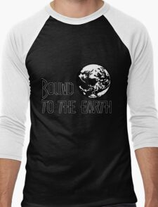 Bound To The Earth(Earthbound) Men's Baseball ¾ T-Shirt