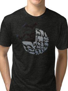 25% Bats! Tri-blend T-Shirt